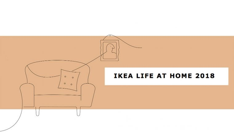 "IKEA presenta il report ""Life at home"" 2018"