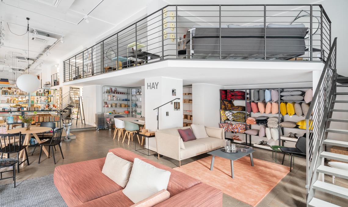 negozio Hay Milano
