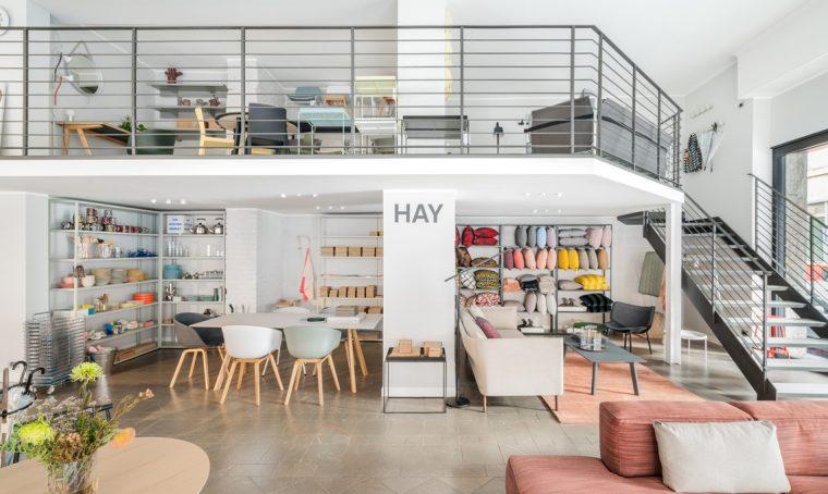 A Milano apre il primo negozio italiano di Hay