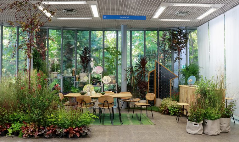 CasaFacile a Orticolario 2018: la nostra veranda green