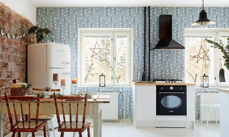 Helsinki: la casa in stile nordico si prepara al Natale