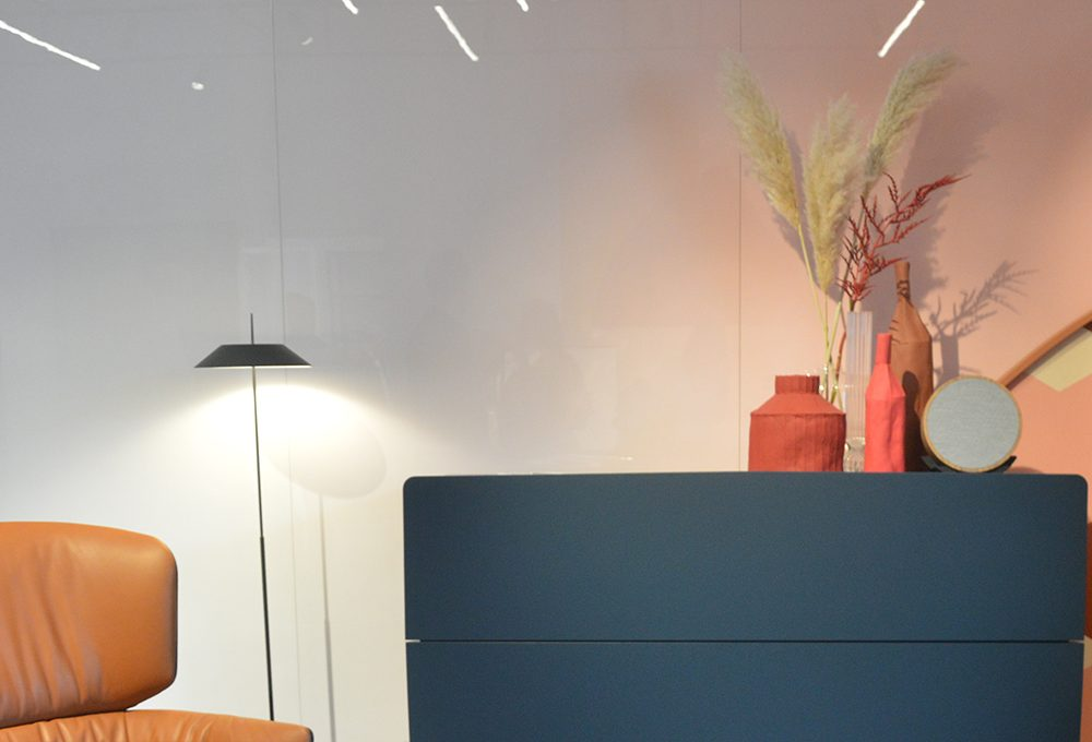 Decorare la casa con la pampas