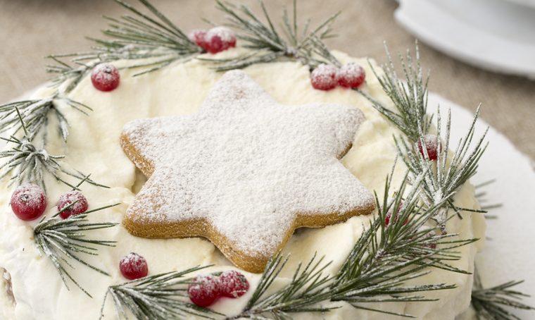 A Natale prepara la torta Naked