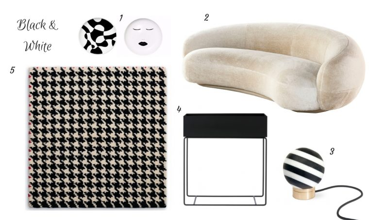 Come arredare il soggiorno partendo dal tappeto