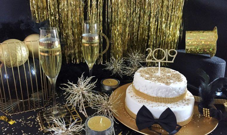 7 idee per organizzare il tuo Capodanno in stile Grande Gatsby