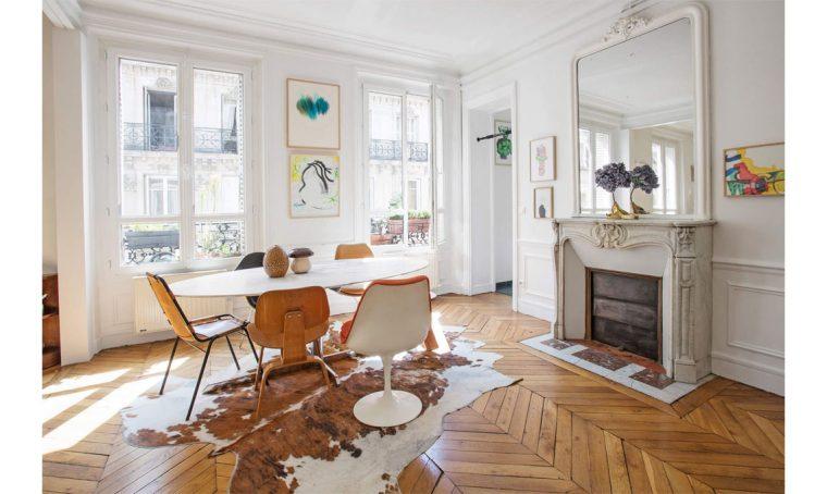 Sei consigli per decorare casa in stile parigino