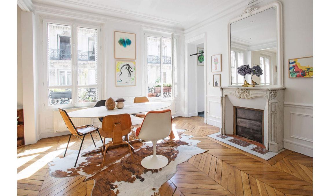 Sei Consigli Per Decorare Casa In Stile Parigino Casafacile