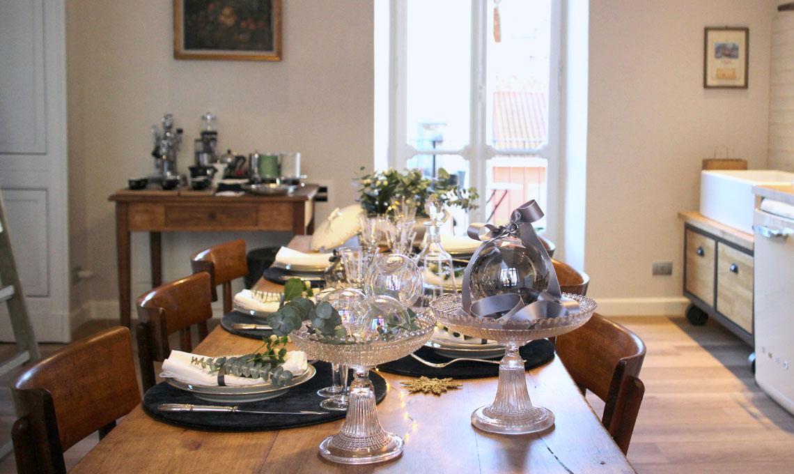 La tavola di Vanessa Pisk all'Accademia Vergnano