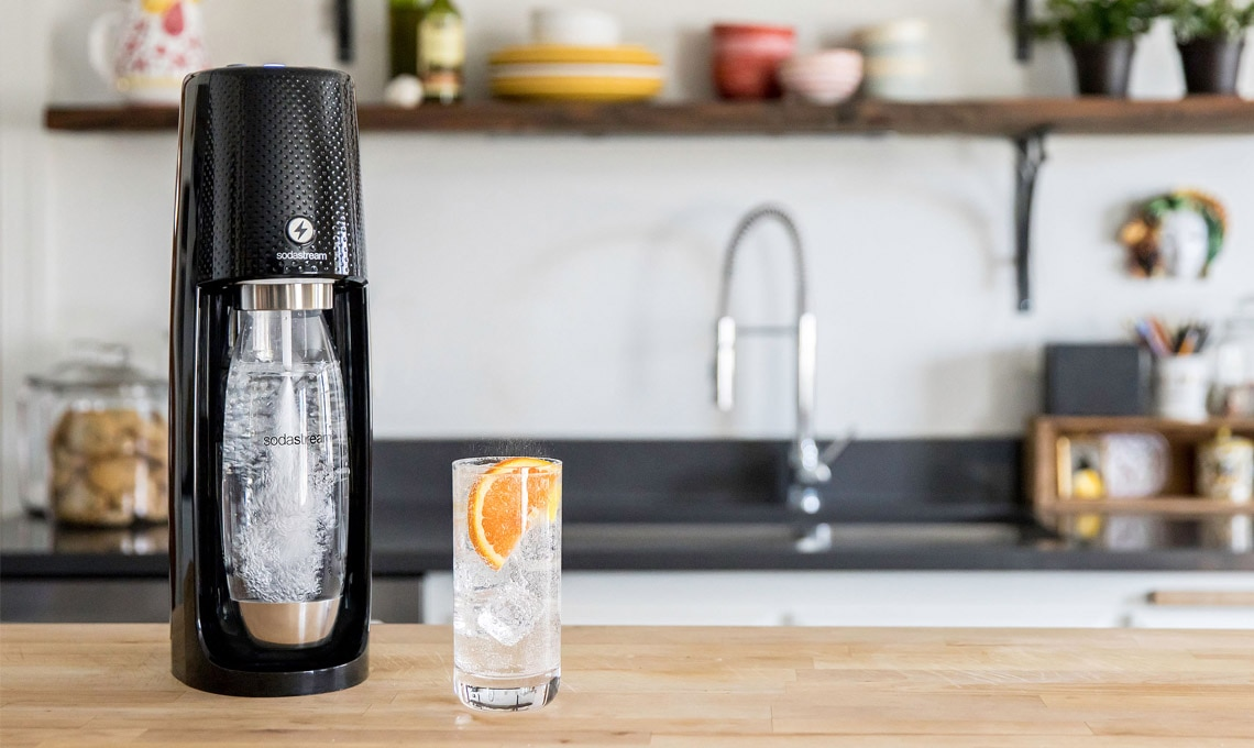 Sodastream One Touch (129,90 euro)