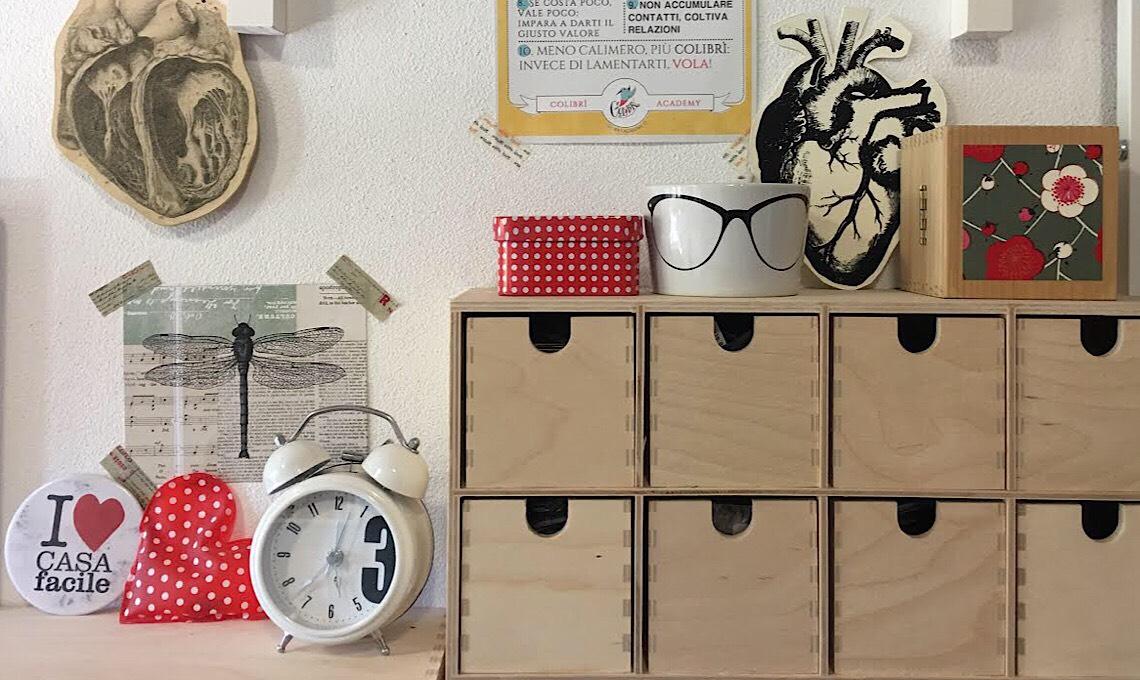 Non Riesco A Tenere In Ordine La Camera : I consigli della creativa per avere una craft room ordinata