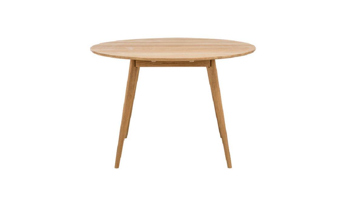 Tavolo Tondo Diametro 80.10 Tavoli Rotondi E Ovali Per La Sala Da Pranzo Casafacile