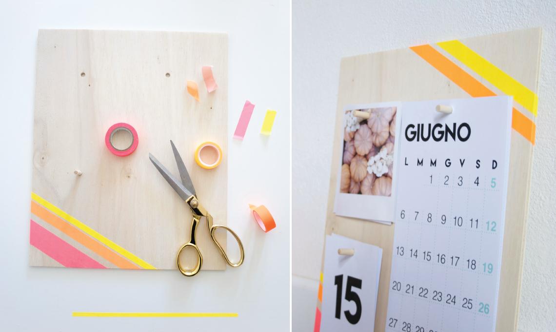 Come Creare Un Calendario Personalizzato.Come Creare Un Calendario Perpetuo Personalizzato Casafacile