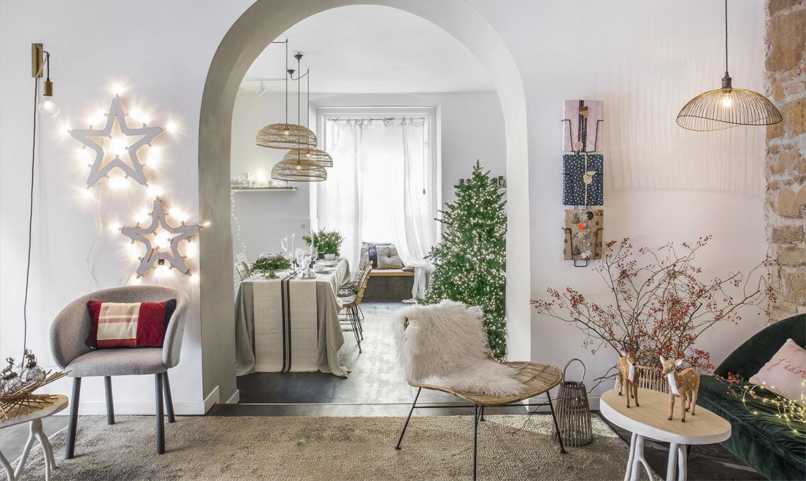 Natale spunti di stile per decorare la casa casafacile for Stili per la casa