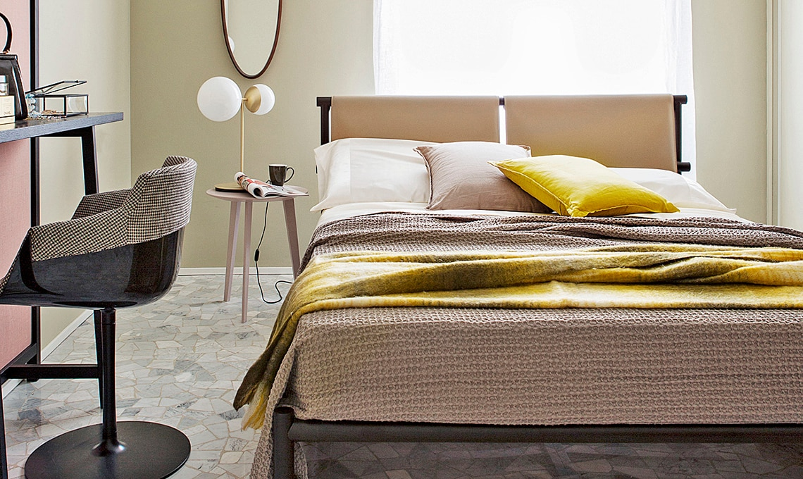casafacile-letto centro stanza-progetti