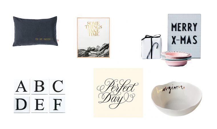 8 regali di Natale scelti dall'interior stylist Cristina Gigli