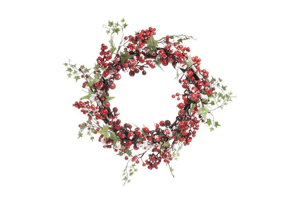 Natale: decorare la casa e la tavola con le ghirlande