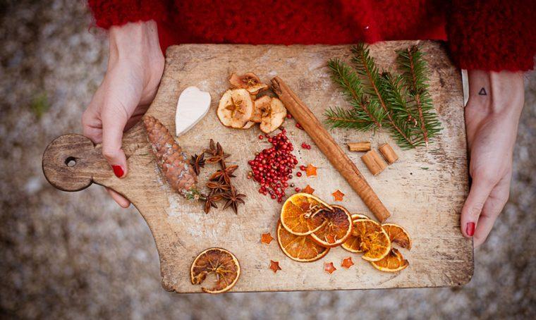 A Natale regala in 'pot-pourri' fai-da-te