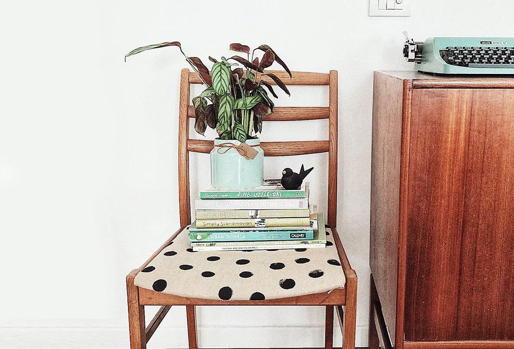 Come rinnovare le sedie con i tessuti fai-da-te