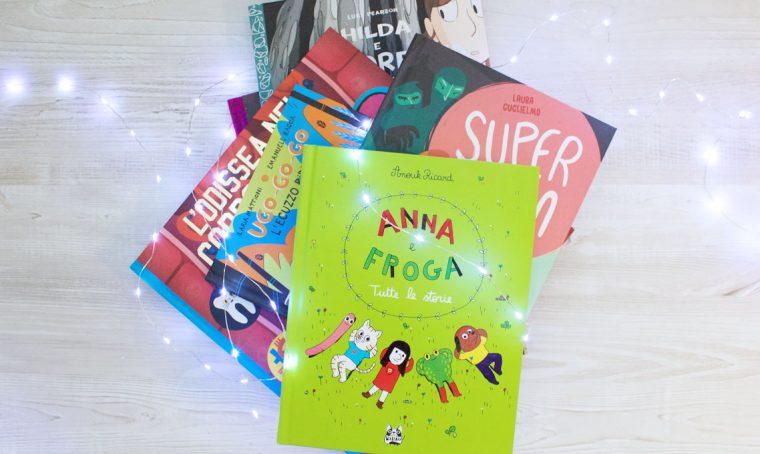 5 fumetti da regalare a Natale