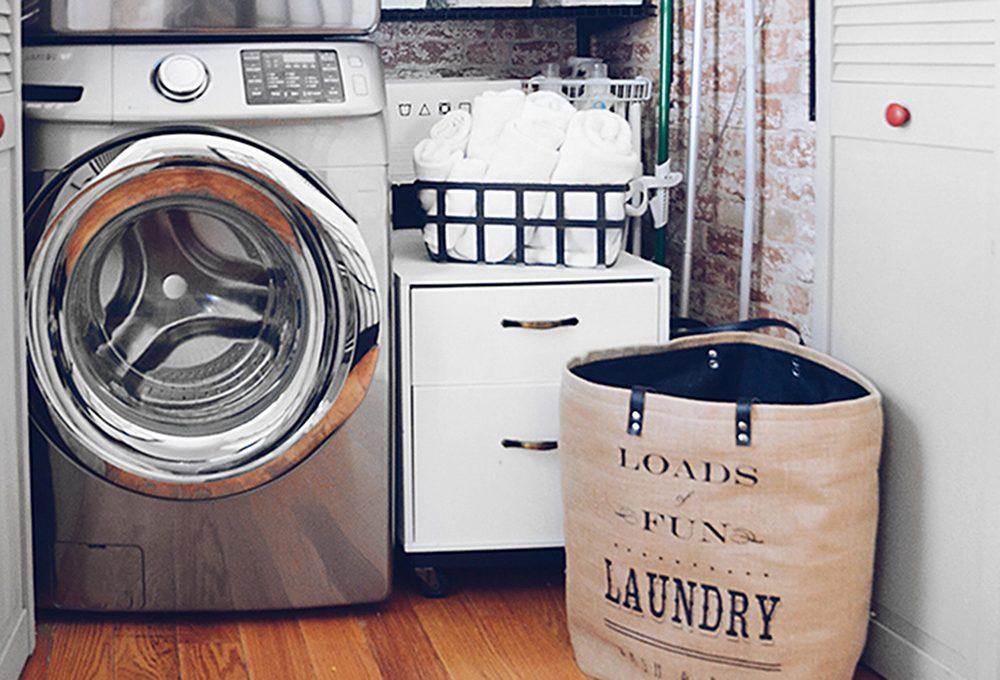 Lavanderia: relooking veloce e a basso costo