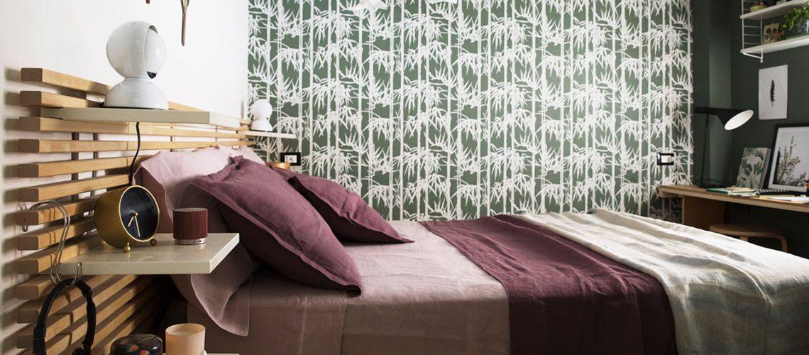 Prima & dopo a Venezia: i colori della laguna ispirano il restyling di una casa di 30 mq