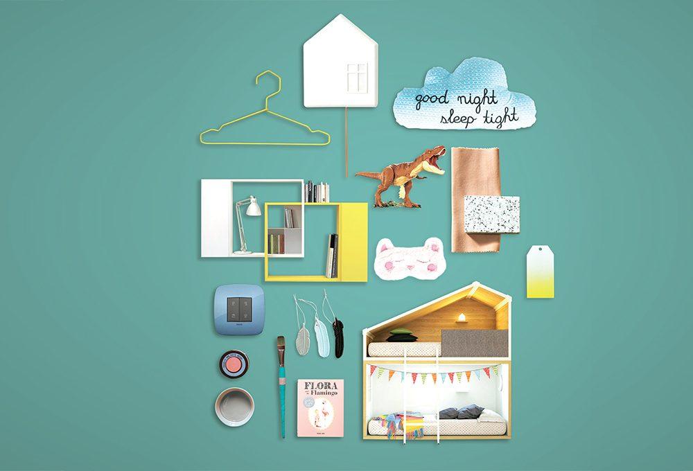 Le dimensioni ideali per organizzare la cameretta
