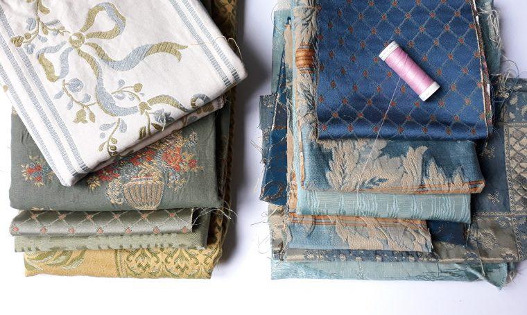 Come realizzare una shopper con i tessuti d'arredo