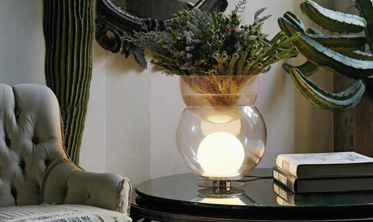Tre soluzioni di illuminazione che portano il verde dentro casa