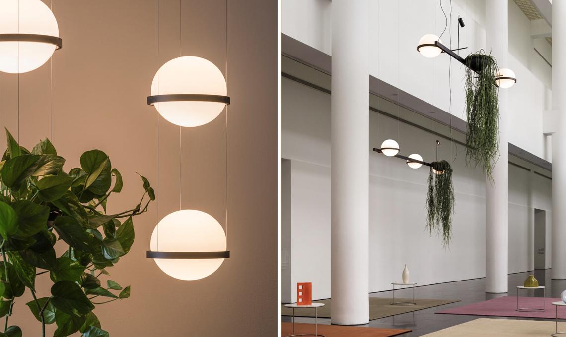 Come illuminare un soggiorno. simple come illuminare un bar idee e
