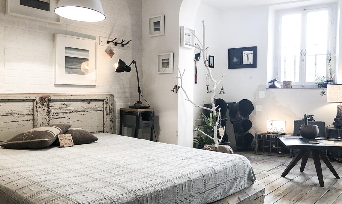 Restyling della camera da letto in stile vintage - CASAfacile