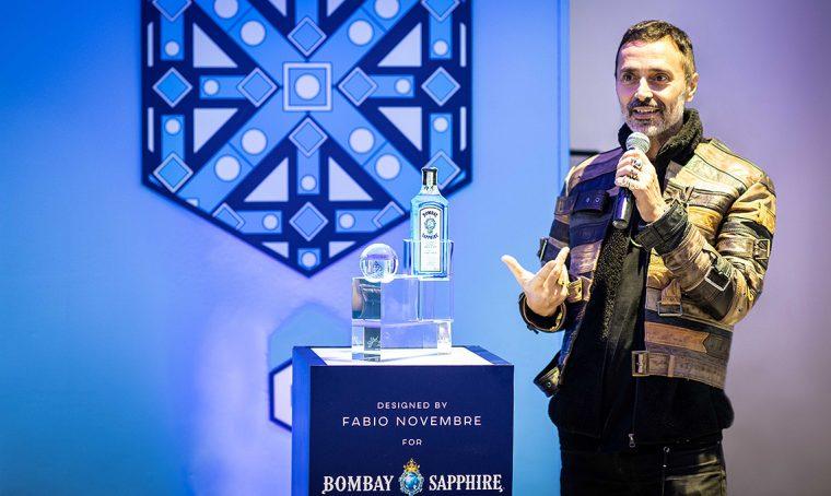 Bombay Sapphire® presenta la campagna 'Stir Creativity'