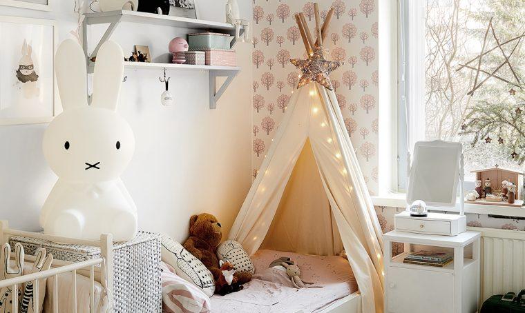 Come realizzare una tenda indiana per decorare la cameretta