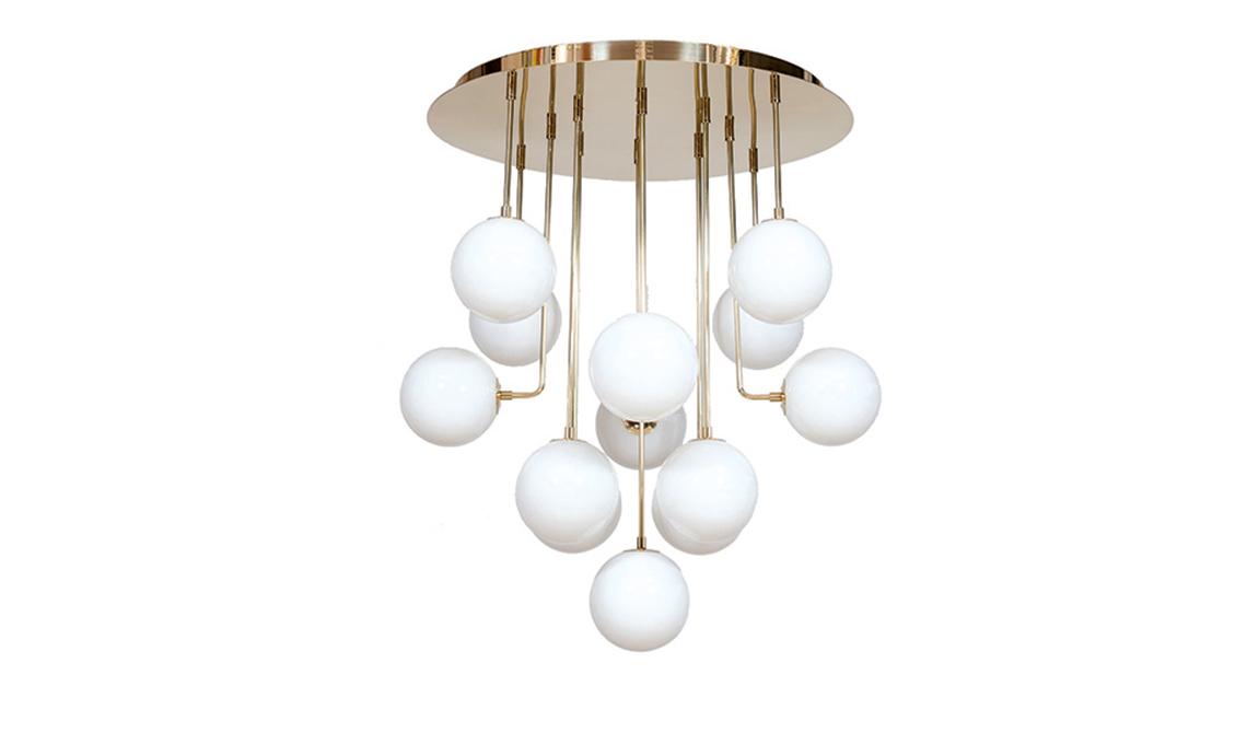 chandelier vintage