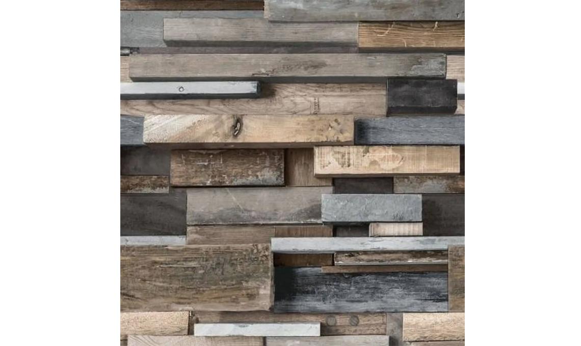 carta da parati legno