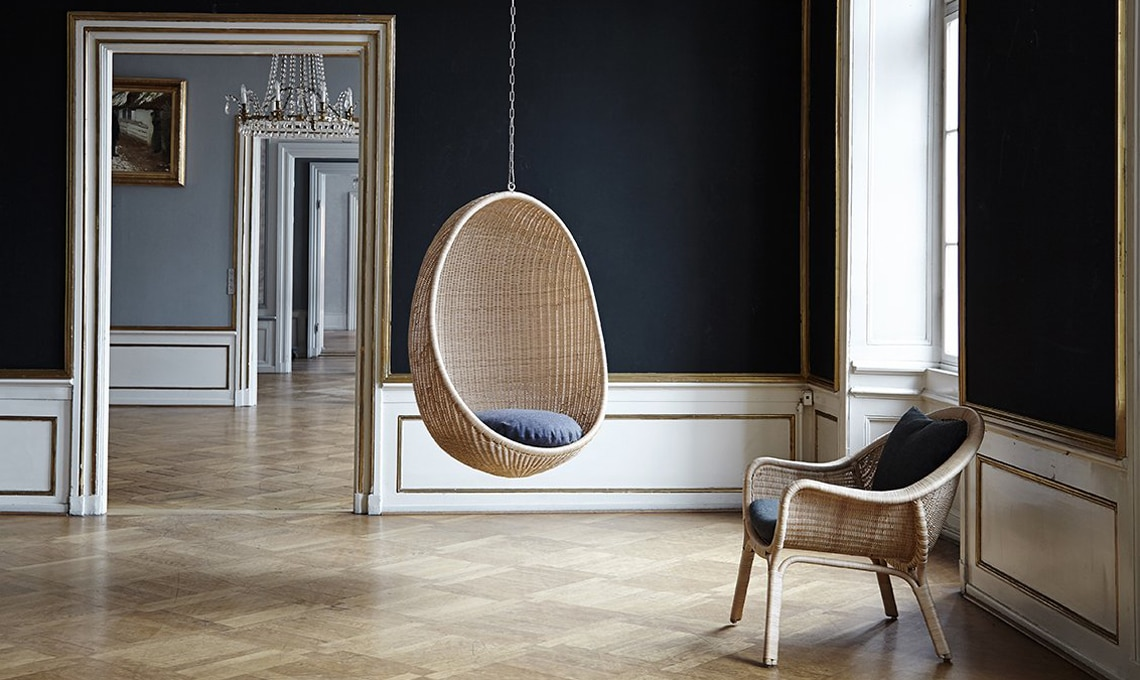 Poltrona Sospesa Bubble Chair.12 Poltrone Sospese Di Design Casafacile