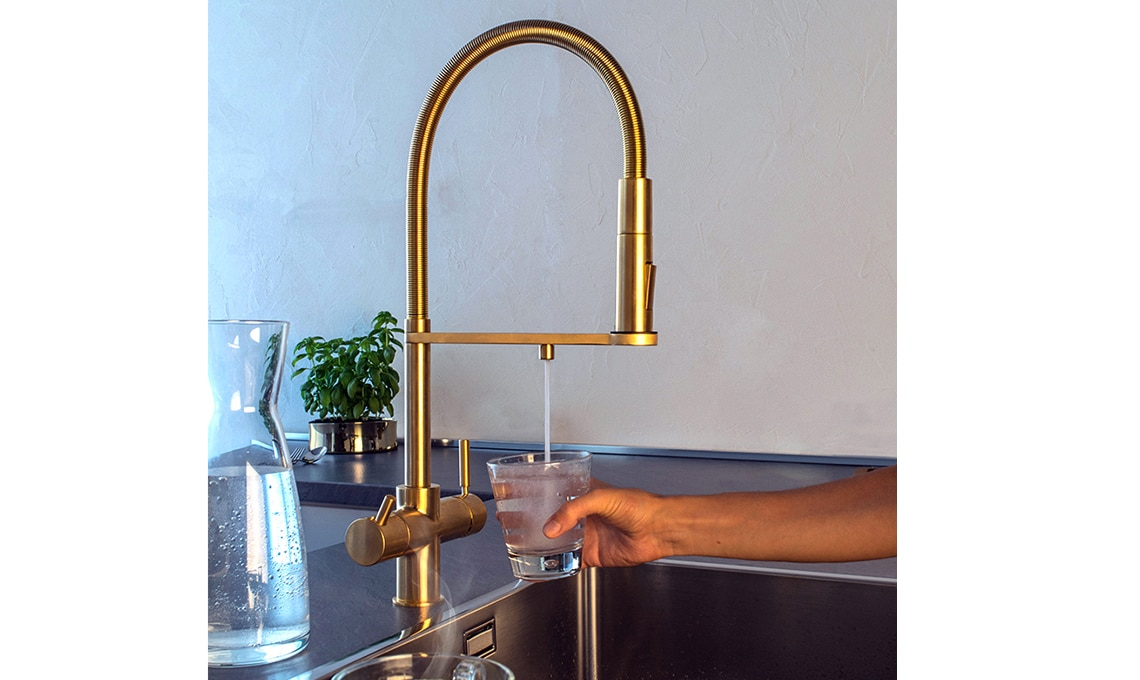 rubinetto personalizzato