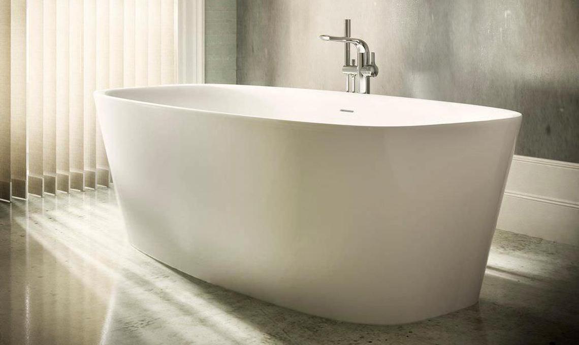 Vasche Da Bagno Moderne Da Centro Stanza Casafacile
