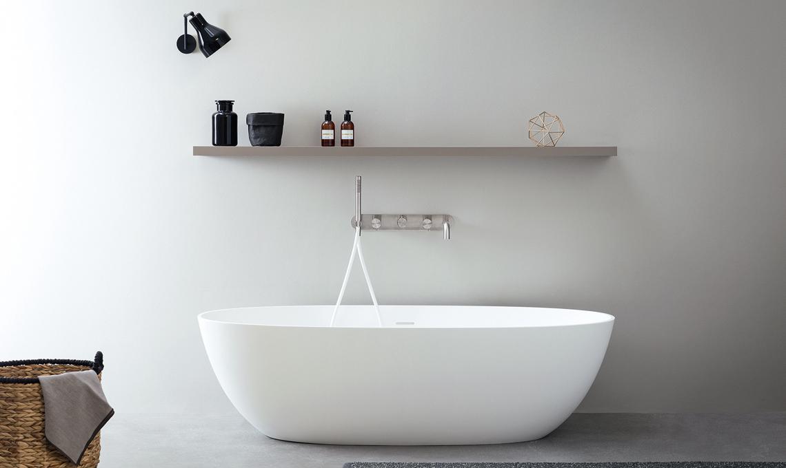 Vasca Da Bagno Moderno : Vasche da bagno moderne prezzi consigli e agevolazioni fiscali