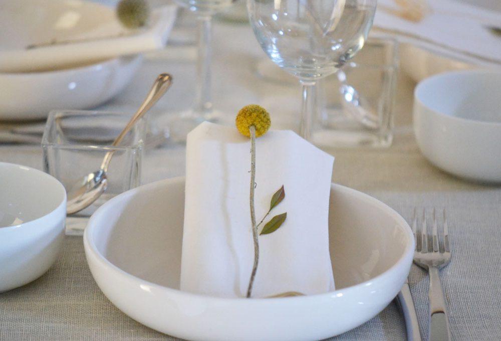 A tavola in perfetto stile Lykke