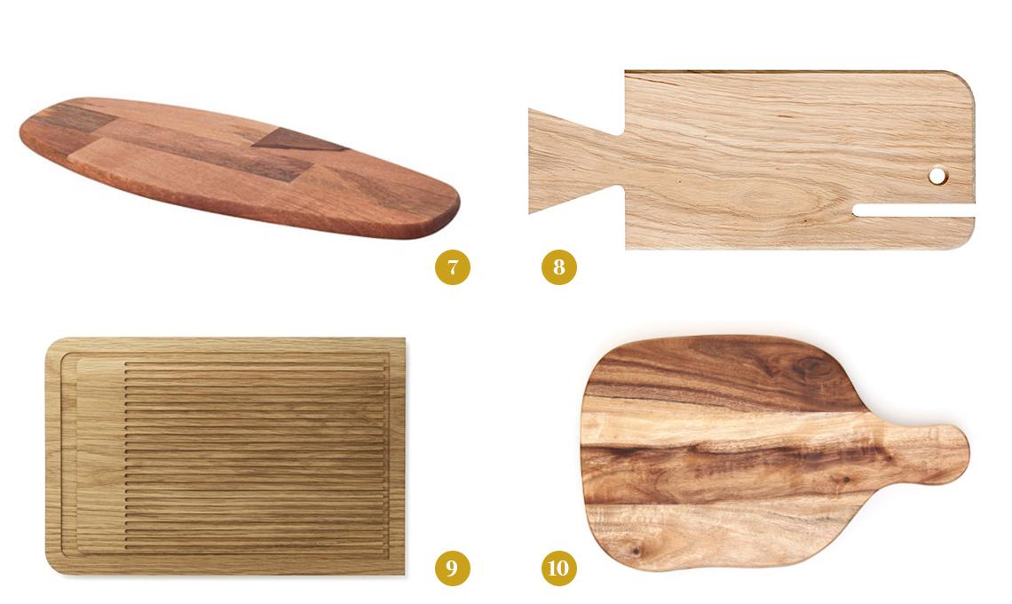 10 taglieri in legno per la cucina - CASAfacile