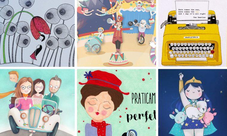 Le illustratrici da tenere d'occhio nel 2019