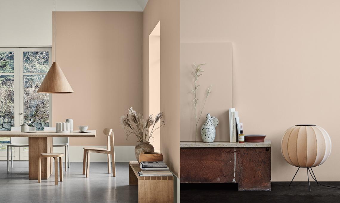 dipingere le pareti