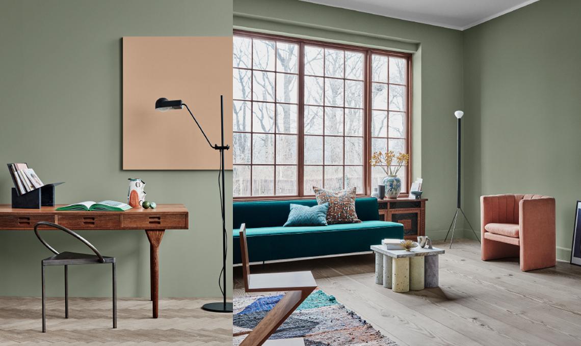 3 consigli prima di dipingere le pareti di casa casafacile for Tavole colori per pareti