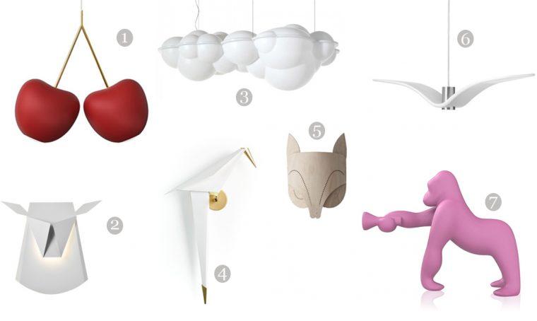 Come scegliere le lampade per la cameretta