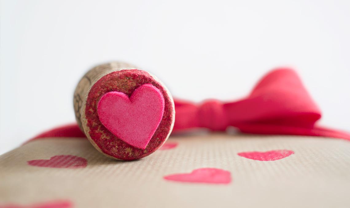 stampino a forma di cuore