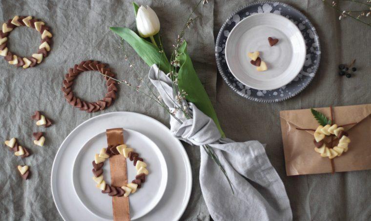 Realizza le coroncine in pasta frolla per San Valentino