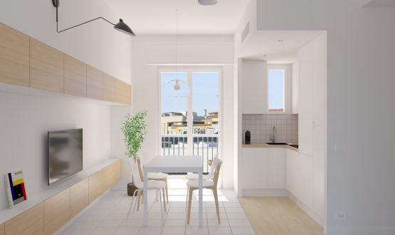 """Appartamento """"easy"""" a Milano"""