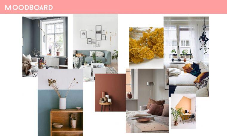Come donare carattere ad un soggiorno in stile nordico