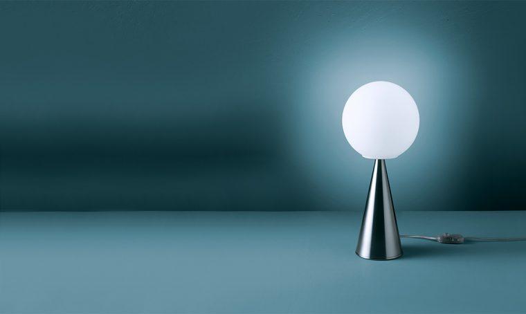 Icone del design: la lampada da tavolo Bilia