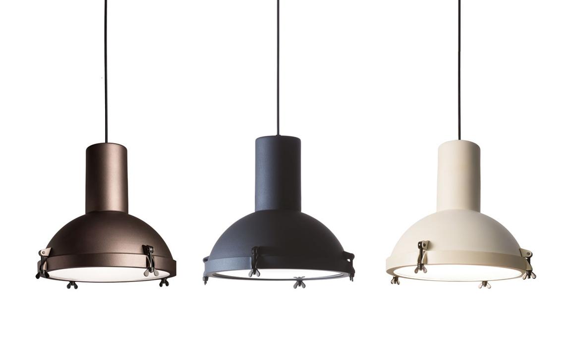 OPEN ZOOM lampada industriale